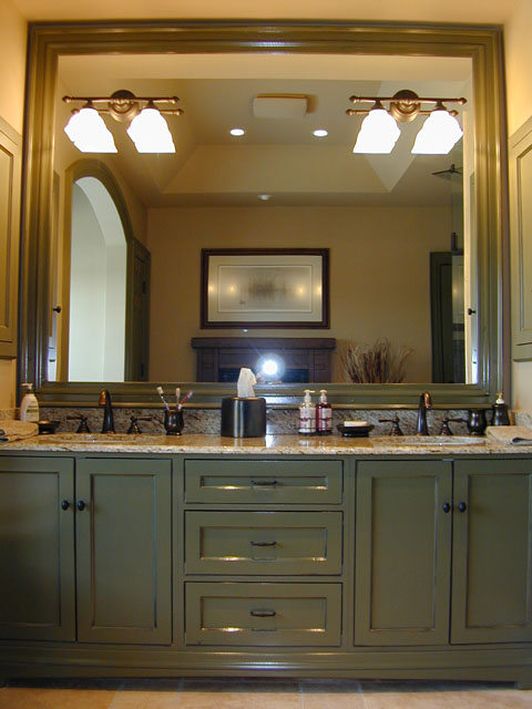 Watcher works - High end medicine cabinets with mirrors ...